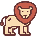 Animals, mammal, Wild Life, Animal Kingdom, lion, zoo Icon