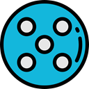 Game, sports, Bowling, Fun, leisure, Bowling Pins, Sports And Competition DarkTurquoise icon