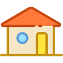 buildings, property, real estate, Home, house, Construction Icon