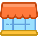 food, Business, store, commerce, Shop, Commerce And Shopping Coral icon