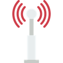 wireless, Communications, Wireless Connectivity, Wifi Signal, Connection, signal, Wifi, Wireless Internet Black icon