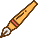 Pen, Tools And Utensils, Edit Tools, writer, tool, interface, writing Black icon
