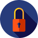 padlock, Tools And Utensils, locked, Lock, secure, security DarkSlateBlue icon