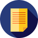 document, File, Archive, interface, Files And Folders DarkSlateBlue icon