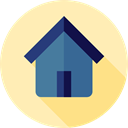 internet, Home, house, Page, interface, ui, buildings Moccasin icon
