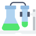 science, education, Chemistry, chemical, Test Tube, Test Tubes LightBlue icon