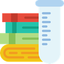science, education, Chemistry, chemical, Test Tube, Test Tubes LightCyan icon