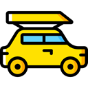 Automobile, Car, transportation, transport, vehicle Icon
