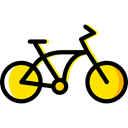 sports, Bike, Bicycle, cycling, exercise, sport, transportation, transport, vehicle Black icon