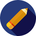 writing, Tools And Utensils, Edit Tools, Edit, pencil, Draw Icon