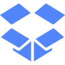 dropbox, logotype, Brand, Brands And Logotypes, Logo, social media, social network, Evernote CornflowerBlue icon