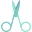 scissors, Beauty, manicure, Grooming, Beauty Salon Black icon