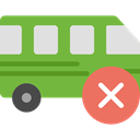 Bus, Automobile, Public transport, transportation, transport, vehicle YellowGreen icon