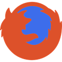 mozilla, Logo, Brand, Squares, Firefox, Browser Icon