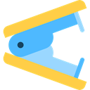 tool, stapler, Office Material, school, miscellaneous SandyBrown icon