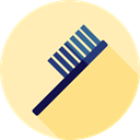Beauty, Comb, fashion, Grooming, Beauty Salon Moccasin icon