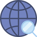Earth Grid, Wireless Internet, Globe Grid, Seo And Web, internet, world, Multimedia, interface, worldwide, signs, Earth Globe LightSlateGray icon