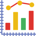 Seo And Web, Business, Stats, Analytics, statistics, Bar chart, Profits Black icon