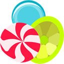 food, Candy, sugar, Dessert, sweet, Candies, Lollies, Food And Restaurant Crimson icon