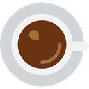 Chocolate, mug, coffee cup, hot drink, Coffee, food, Tea Cup, Food And Restaurant LightGray icon
