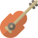 String Instrument, Music And Multimedia, music, Violin, musical instrument, Orchestra Icon