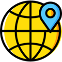 internet, world, Multimedia, interface, worldwide, signs, Earth Globe, Earth Grid, Wireless Internet, Globe Grid, Seo And Web Gold icon