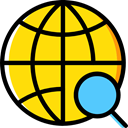 internet, world, Multimedia, Seo And Web, Earth Grid, Wireless Internet, Globe Grid, interface, worldwide, signs, Earth Globe Gold icon