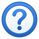 help, question, about RoyalBlue icon