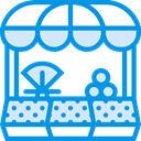 food, Business, store, commerce, Shop, Commerce And Shopping DodgerBlue icon