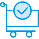 store, Cart, shopping, trolley, shopping cart, Shop, Commerce And Shopping, Seo And Web, market, final, Finalize Black icon