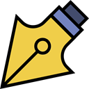 Edit Tools, tool, interface, writing, Tools And Utensils, Pen, writer, miscellaneous SandyBrown icon