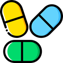 medical, Drug, Pill, drugs, healthcare, Medication, Antibiotic, Sports And Competition Black icon