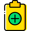 list, Tasks, checking, Verification, Files And Folders, Clipboard Gold icon