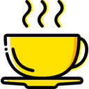 Food And Restaurant, food, Chocolate, mug, coffee cup, hot drink, Tea Cup Icon