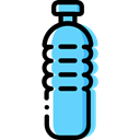 drink, food, water, Bottle, Healthy Food, Hydratation, Food And Restaurant Black icon