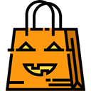 food, Candy, halloween, sweet, trick or treat, Food And Restaurant DarkOrange icon