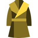 Overcoat, Garment, clothing, jacket, Coat, fashion, winter, Clothes Olive icon