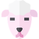Sheep, Animals, mammal, wildlife, Animal Kingdom WhiteSmoke icon
