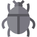 Wild Life, Animal Kingdom, insect, Animals, beetle Gray icon