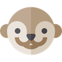 zoo, Animals, Wild Life, Animal Kingdom, Otter Black icon