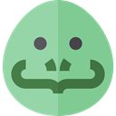 Animals, Wild Life, Animal Kingdom, Animal, zoo, turtle DarkSeaGreen icon