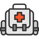 medical, hospital, first aid kit, Health Care, Healthcare And Medical, doctor DarkSlateGray icon