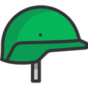 security, miscellaneous, helmet, Protection, soldier, war, weapons SeaGreen icon
