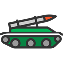 weapons, Tanks, canon, war, Tank, wars, miscellaneous, weapon DarkSlateGray icon