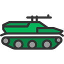 miscellaneous, weapon, canon, war, Tank, wars, weapons, Signaling, Tanks DarkSlateGray icon