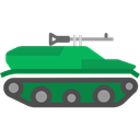 miscellaneous, weapon, canon, war, Tank, wars, weapons, Signaling, Tanks Black icon