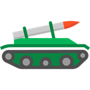 war, Tank, wars, weapons, Tanks, miscellaneous, weapon, canon Black icon