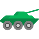 miscellaneous, weapon, canon, war, Tank, wars, weapons, Tanks Black icon