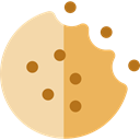 Bakery, Food And Restaurant, food, cookie, Dessert, cookies, sweet Wheat icon