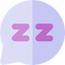 miscellaneous, Cloud, Dream, speech bubble, healthy, Sleeping Lavender icon